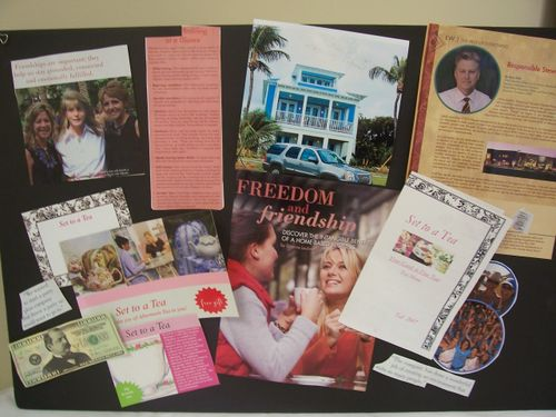 Vision board two