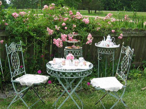 Tea rose garden tea 044