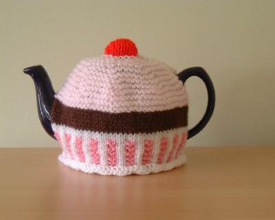 Wrap style tea cozy