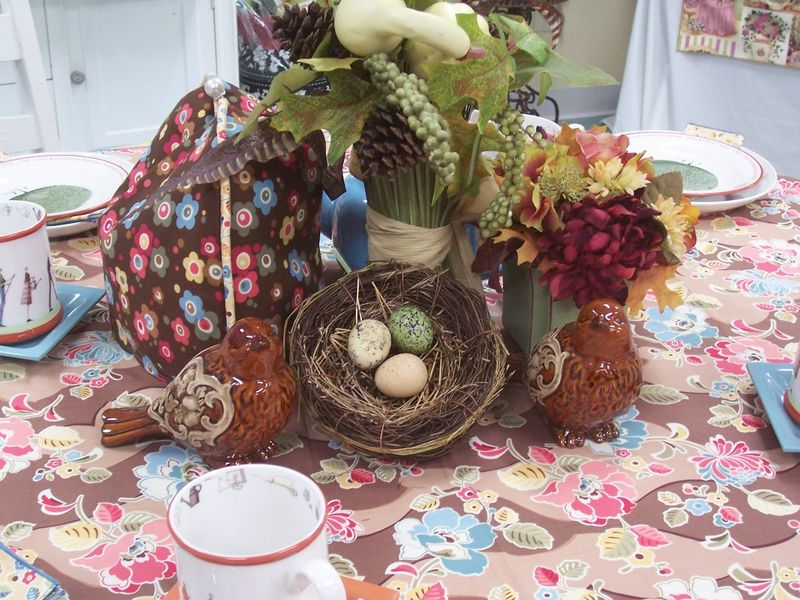 Tablescape thurs bloomsbury truffle 3
