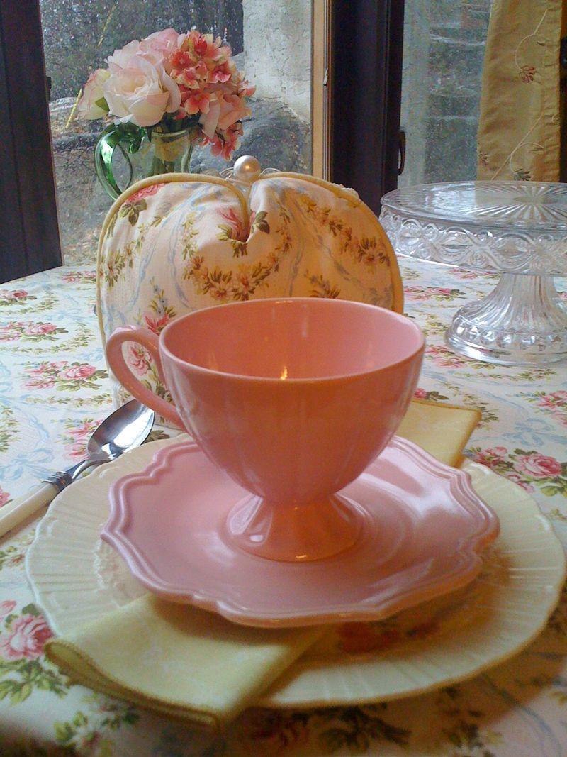 Show & tell emma tea party